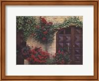 Tuscan Trellis Fine Art Print