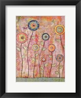 Circle Garden Fine Art Print