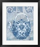 Chinese Teapot  I Fine Art Print