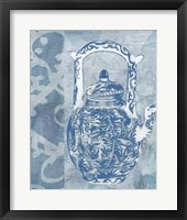 Chinese Teapot  II Fine Art Print
