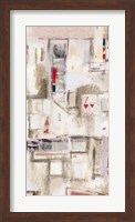 Plans Four I Fine Art Print