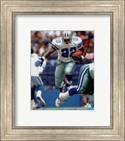 Emmitt Smith 2002 Action Fine Art Print