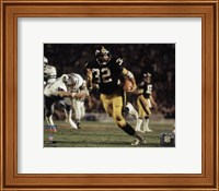 Franco Harris Super Bowl XIII Action Fine Art Print