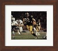 Franco Harris Super Bowl XIII Action Fine Art Print