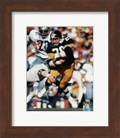 Rocky Bleier Super Bowl X Action Fine Art Print