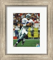 Troy Aikman 1996 Action Fine Art Print