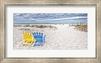 Beaching It Fine Art Print