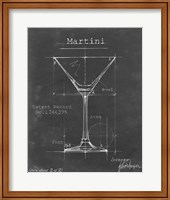 Barware Blueprint V Fine Art Print