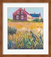 The Summer Home Fine Art Print