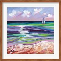Smooth Sailing Fine Art Print