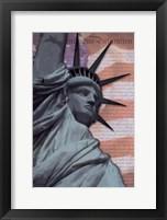 Lady Liberty Fine Art Print