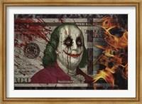 100 Dollar Fine Art Print