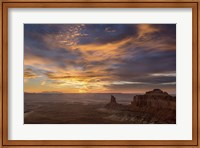 Arizona Sunset Fine Art Print