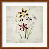 Wild Flowers One Fine Art Print