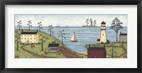 Little Lighthouse Fine Art Print