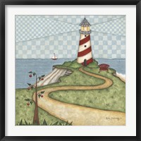 Lighthouse 1 Fine Art Print