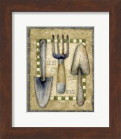 Time To Dig Fine Art Print