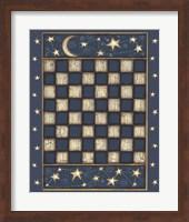 Star Checkerboard Fine Art Print