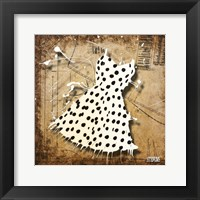 Black On White Fine Art Print