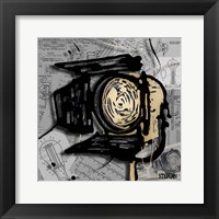 Movie Light 1 Fine Art Print