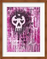 Love Skull Princess Fine Art Print