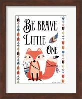 Be Brave Little One Fine Art Print