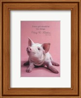 Pretty In Pink Fine Art Print