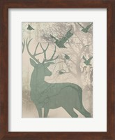 Deer Solace II Fine Art Print