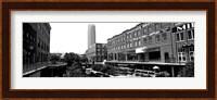 Bricktown Mercantile, Oklahoma City, Oklahoma Fine Art Print