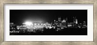 Heinz Field, Three Rivers Stadium, Pittsburgh, Pennsylvania Fine Art Print
