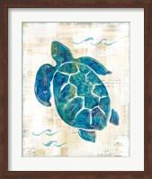 On the Waves VI Fine Art Print