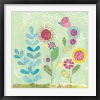 Pattys Garden II Fine Art Print