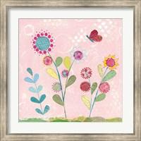 Pattys Garden IV Fine Art Print