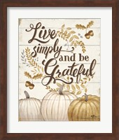 Grateful Season I Fine Art Print