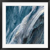 Splash Indigo Fine Art Print