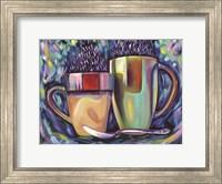Groovy Mugs Fine Art Print