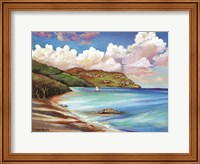 Clouds Over Paradise Fine Art Print
