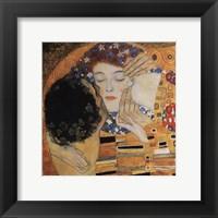 The Kiss, ca. 1907 Fine Art Print