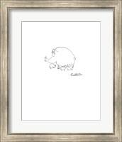 The Pig Fine Art Print