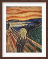The Scream Fine Art Print