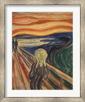 The Scream Fine Art Print
