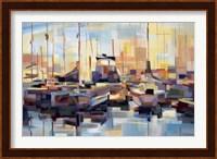 Boats Fine Art Print