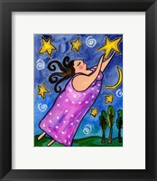 Big Diva Reach For The Stars Fine Art Print