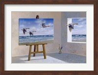 Goose Fine Art Print
