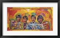 Beatles Sgt Peppers Fine Art Print