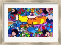 Beatles Yellow Sub Fine Art Print