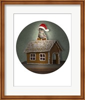 Ginger Bread House Fine Art Print
