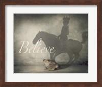 Believe 2 Fine Art Print