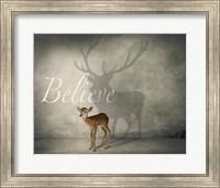 Believe 3 Fine Art Print