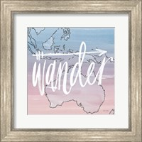 World Traveler Wander Fine Art Print